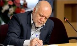 مذاکره زنگنه با رئیس توتال برای اجرای توافق سال گذشته توسعه فاز 11 پارس جنوبی